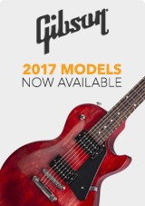 Gibson 2017 Models Now Available