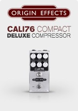 Origin Effects Cali76 Compact Deluxe Compressor Pedal